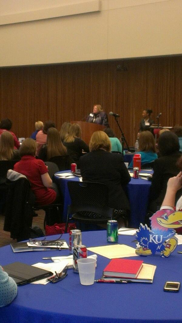 Thumbnail for 2013 KU Inspiring Women in Public Administration Conference