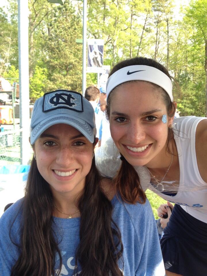 Christina Mchale Sister Christina And Lauren Mchale