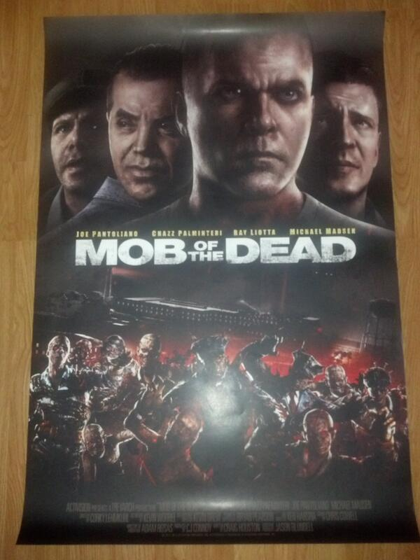 Mob of the dead movie poster mob of the dead call of - Mob of the dead pictures ...