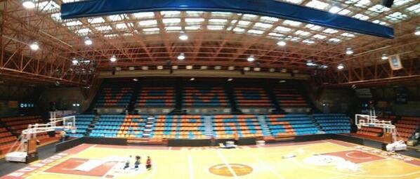 Así ha quedado el mosaico. Vamos Burgos @CBA_Autocid pic.twitter.com/B98e9qHnto