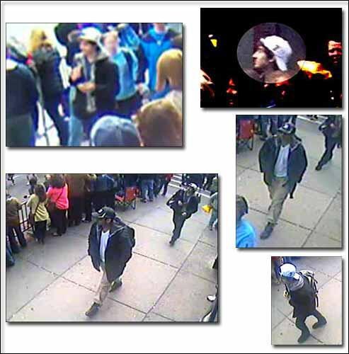 BOSTON MARATHON BOMBING SUSPECTS. IF YOU RECOGNIZE EITHER OF THEM, CALL 1-800-CALL-FBI IMMEDIATELY. http://pic.twitter.com/NEhd5C3KYE