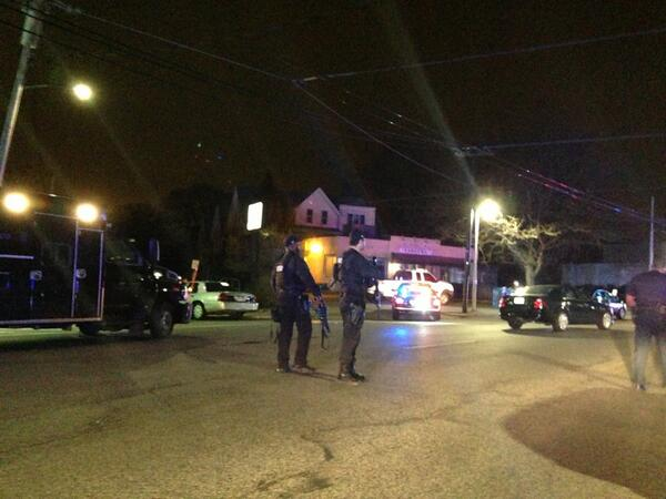 This is what's going down in Watertown right now - PHOTO: pic.twitter.com/zcNkRJmqwM