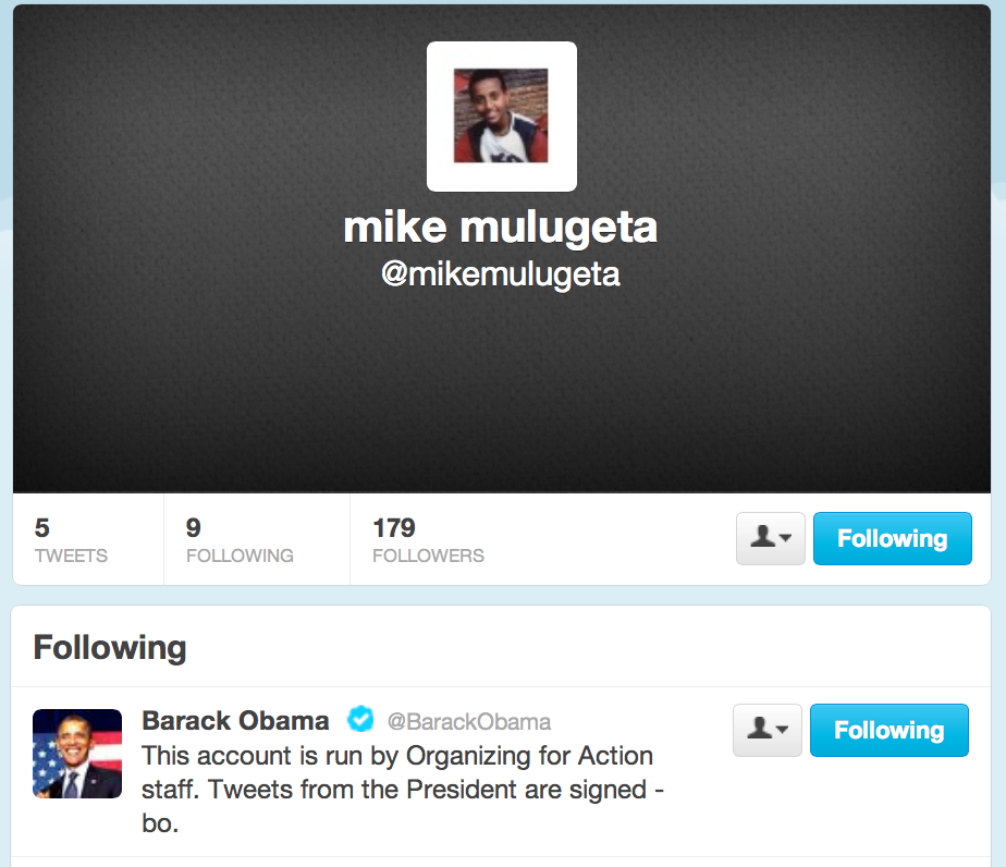 Twitter / Stranahan: This @mikemulugeta account ...