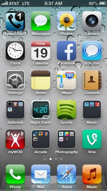 Say what? AT&T turned on the LTE in #SGF ?!??!! pic.twitter.com/SQV6AdNZjb