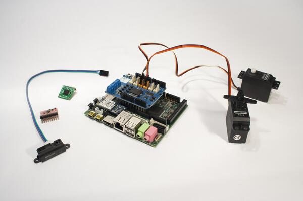 Arduino shield for udoo forum