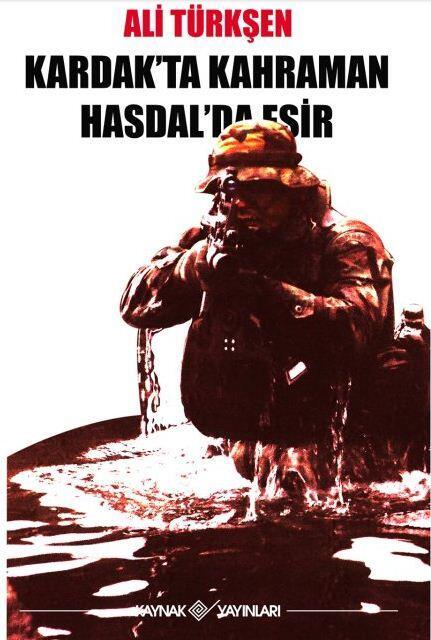 """Balyoz ve Poyrazköy davası sanığı Albay Ali Türkşen'in """"Kardak'ta kahraman, Hasdal'da esir"""" isimli kitabı çıktı pic.twitter.com/lfqyVN5Xll"""