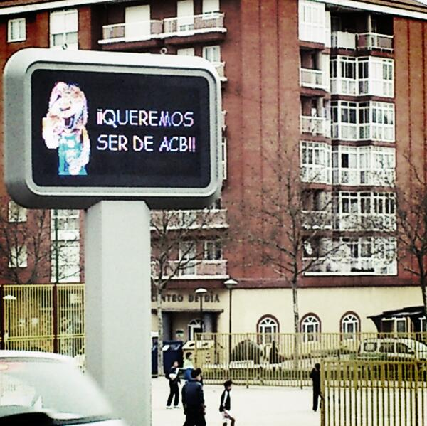 Queremos Acb!!! @Dj_Cuevas14  @CBA_Autocid #BurgosQuiereACB #VamosBurgos #MareaAzul pic.twitter.com/hU9MZ6EUYE