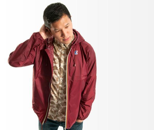 K way claude jacket