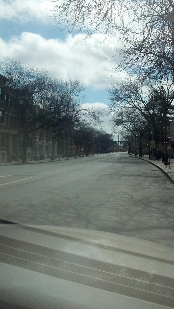 Harvard Street South from 400 Harvard http://pic.twitter.com/11cCfbYJqY