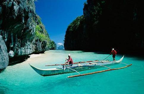 パラワン島(フィリピン・エルニド)
