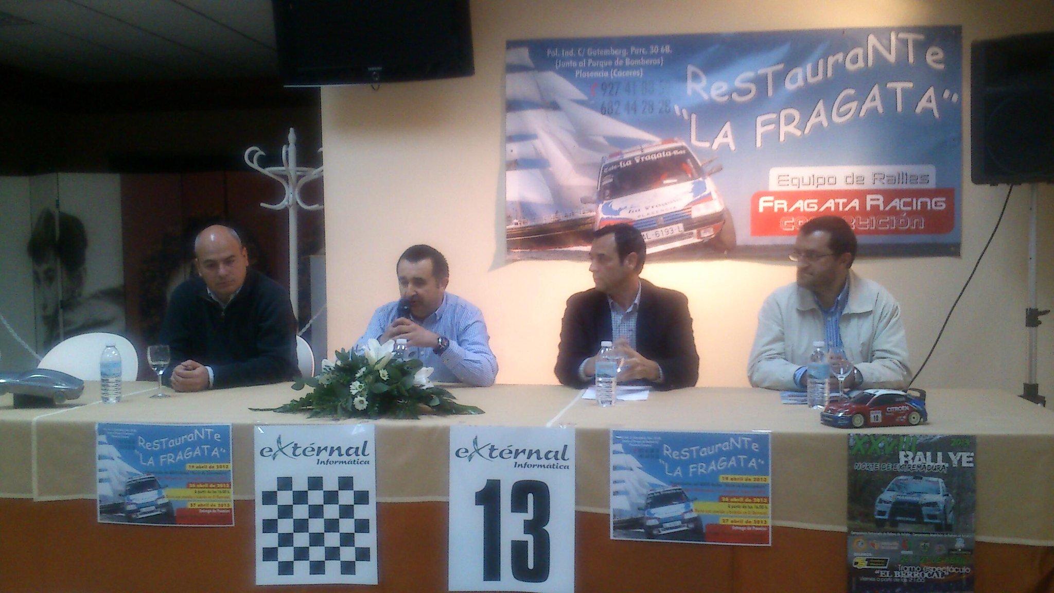 [EXTREMADURA] XXVIII Rallye Norte de Extremadura [26-27 Abril] - Página 5 BIPbG28CIAArwhJ