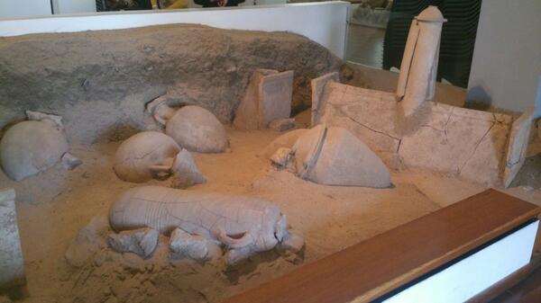 #invasionidigitali Museo Archeologico di Ragusa pic.twitter.com/y3A3CTqEWl