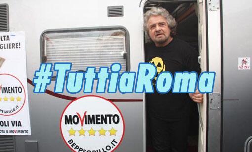 Sto andando a Roma. Sarò davanti a Montecitorio stasera. Dobbiamo essere milioni: http://goo.gl/V5zpo #tuttiaroma http://pic.twitter.com/6LCh3BlmSu