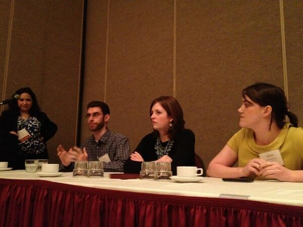 """Thumbnail for #spj2: """"How I nabbed my first job"""" session"""