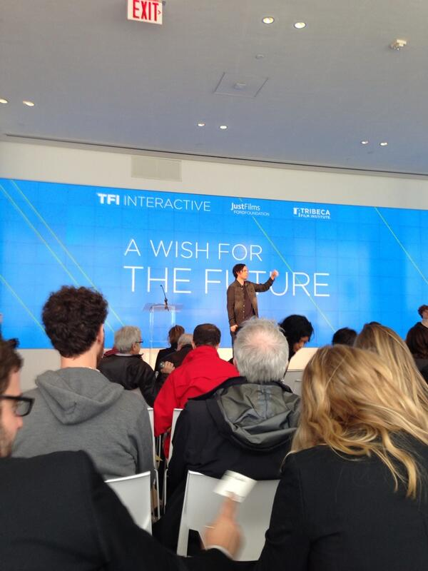 .@lanceweiler is getting all mad scientist on us. #TFIi pic.twitter.com/Qn3yj6ZNhu
