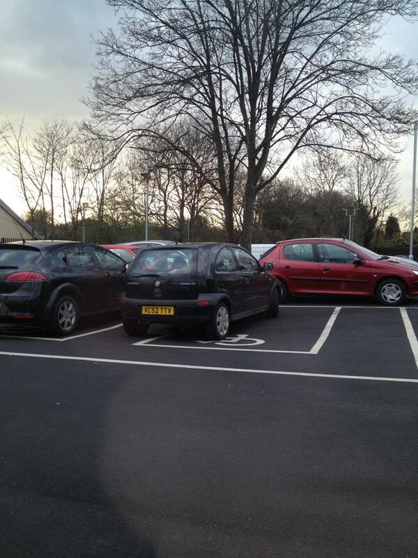 KC52 TTV is an Inconsiderate Parker