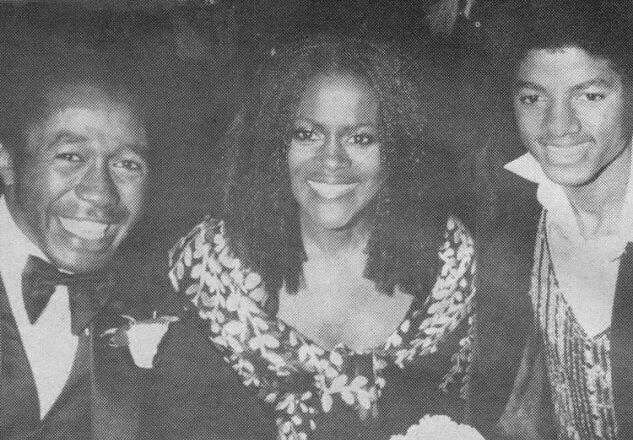 """Cicely Tyson: """"El vitiligo de MJ era genuino"""" BIV1n3eCYAA84Zr"""