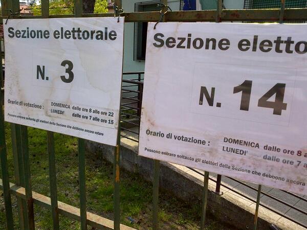 Thumbnail for Elezioni regionali Friuli Venezia Giulia 2013