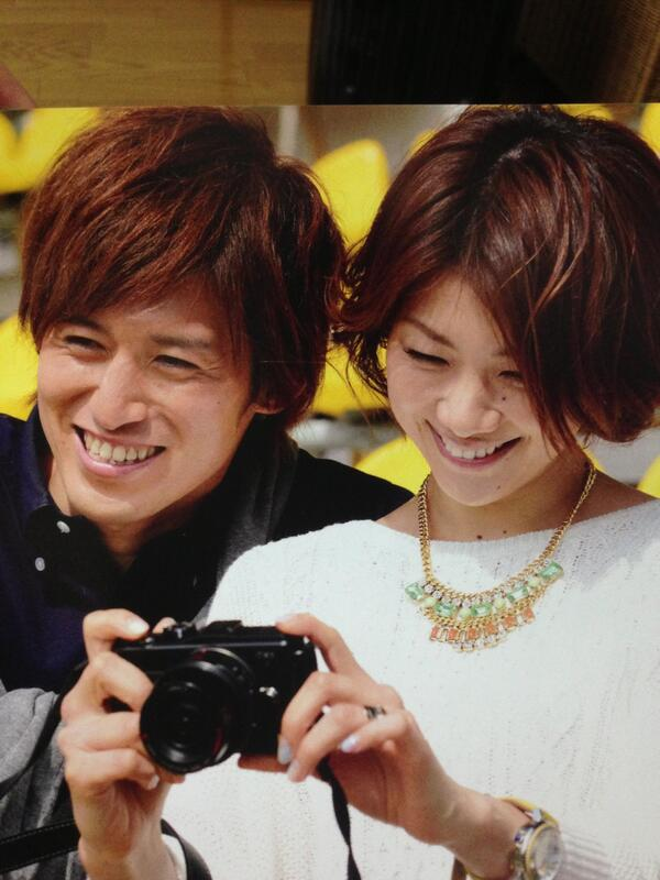 幸せそうな笑顔の潮田玲子