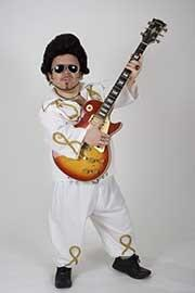 elvis impersonator Midget