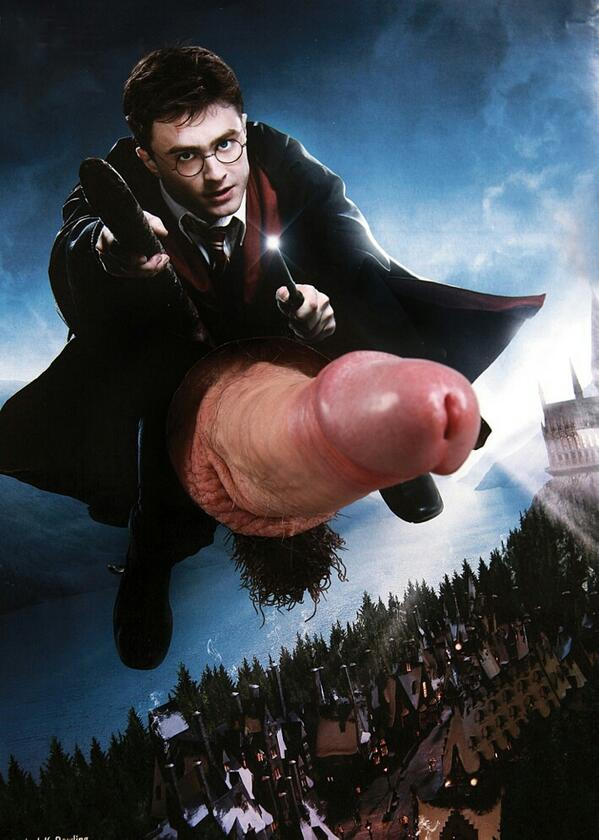 Daniel radcliffe cock photo