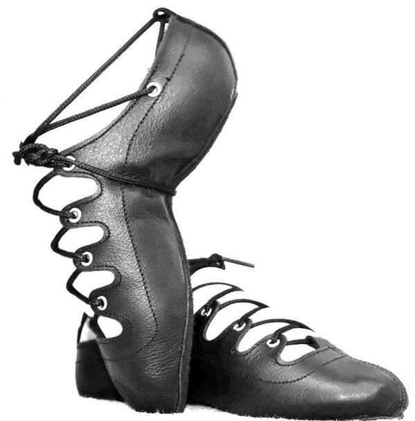 Scottish Highland Dance Shoes