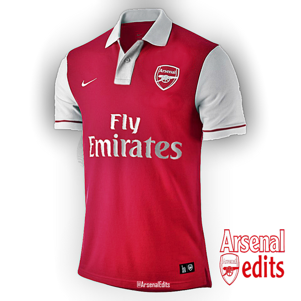 buy popular 1e5c2 438c9 Arsenal Edits on Twitter: