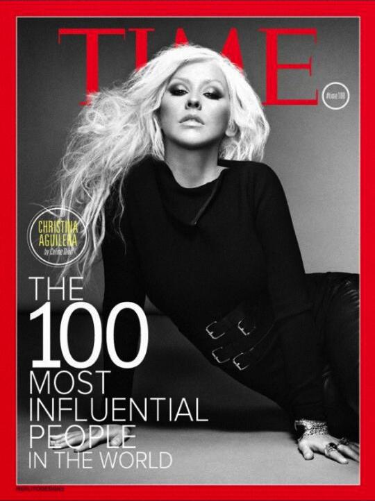 And love to my fans for the great #TIME100 image! :) xo http://t.co/UnPqnFt64P
