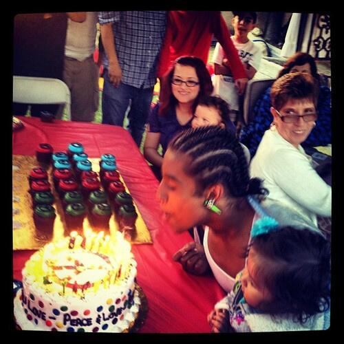Princeton mindless behavior birthday   Princetons 20