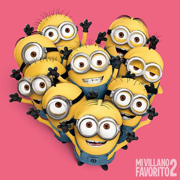 Universal Pictures On Twitter Mia Mia Mia Los Minions Te