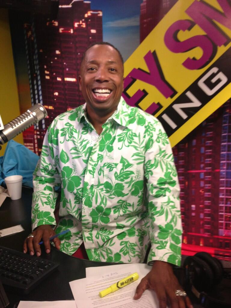 Twitter / RickeySmiley: Heres @garywdatea shirt today!! ...