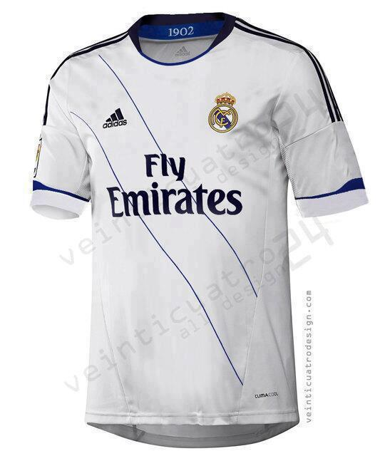 لباس جدید real madrid