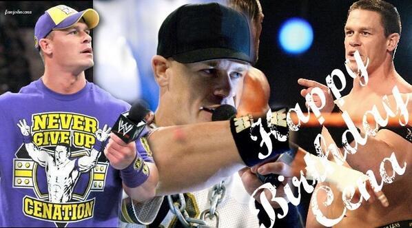 John Cena Fan Club CenaFanSite Twitter