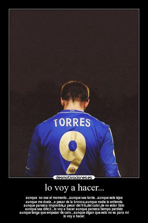Motivaciones Fútbol A Twitter Fernando Torres Httpt