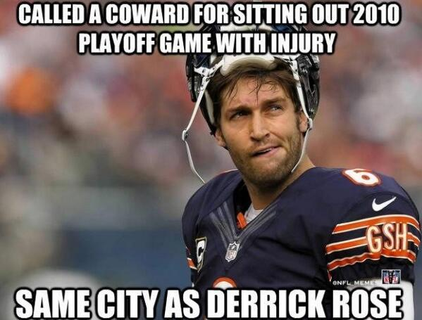 Derrick Rose Injury Simba