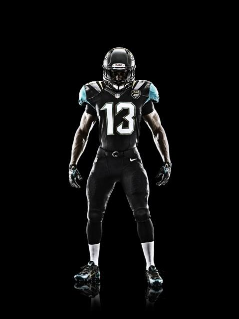 jacksonville jaguars unveil new uniforms and a black and gold helmet. Cars Review. Best American Auto & Cars Review