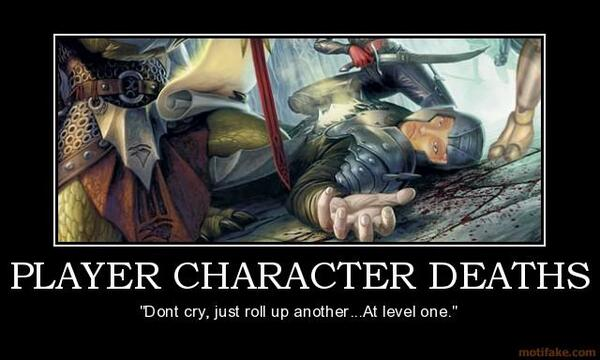 Tabletop Android - Demotivational