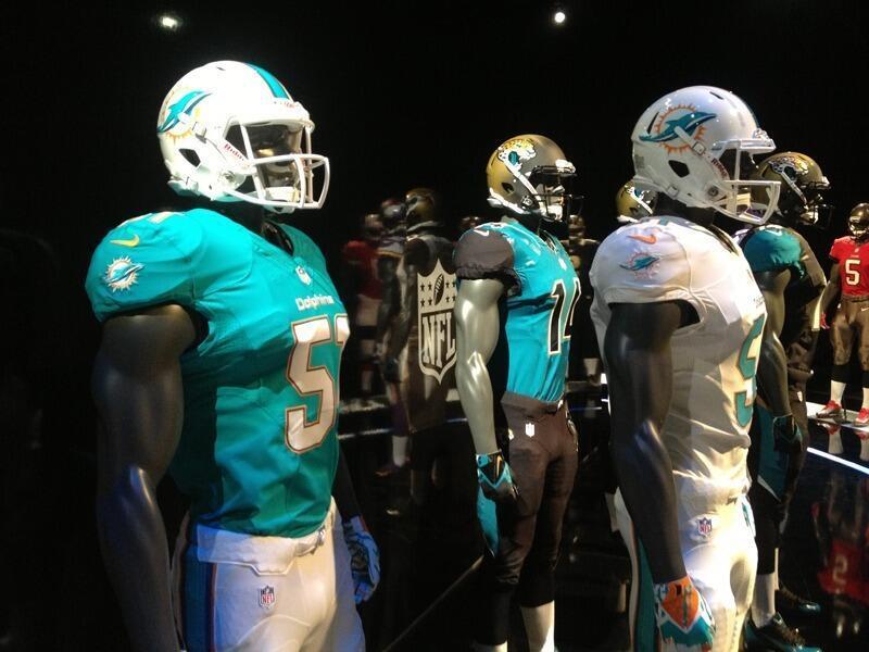 New Miami Dolphins and Minnesota Vikings uniforms leaked - CBSSports.com fc8ca90b9