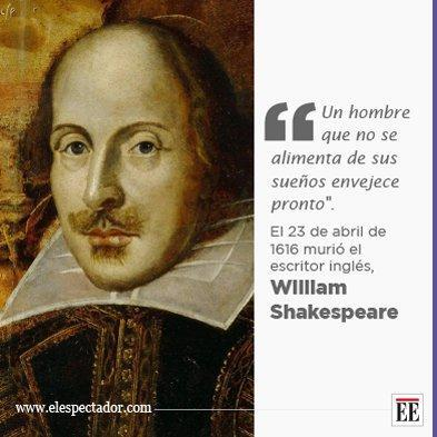 Twitter पर El Espectador Otra Frase De William
