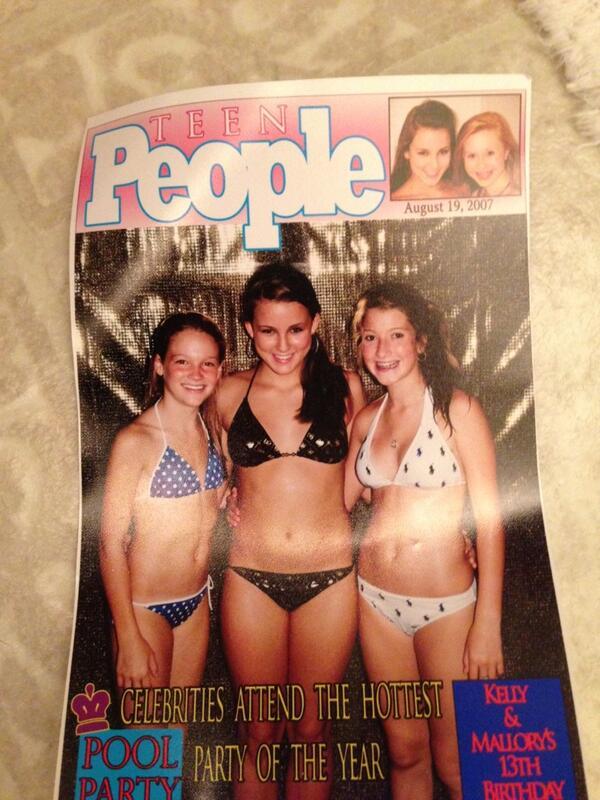 Mallory Kirkpatrick On Twitter My 7th Grade Pool Party Hottestpartyoftheyear Mad Is Onn Syddthekidd9 Http T Co Xh8hwkf0ve