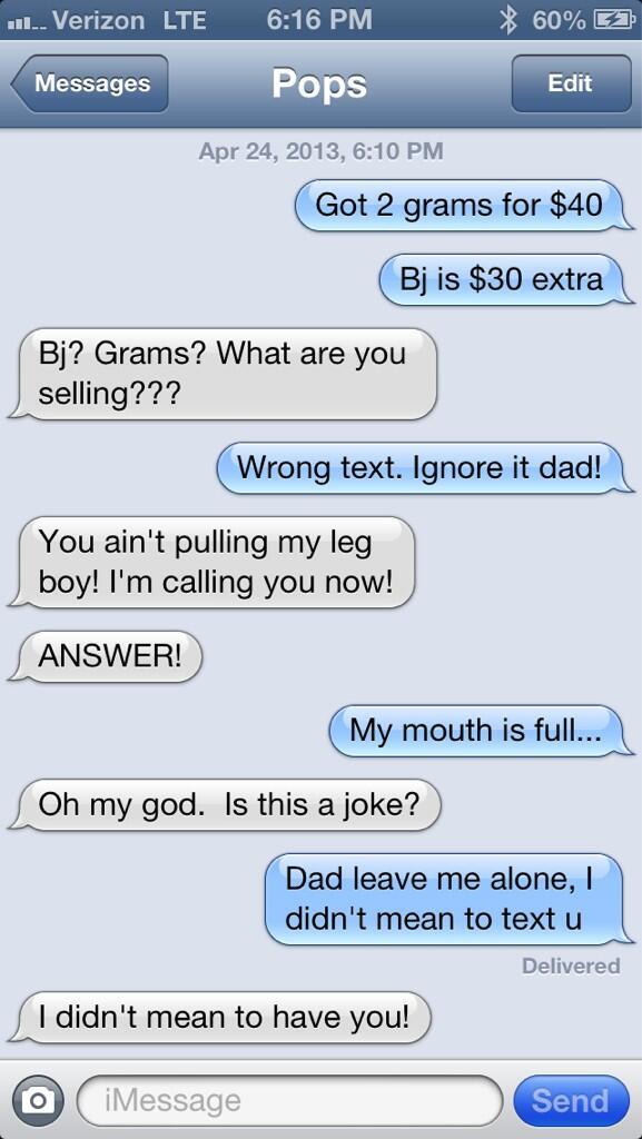joke drug parents