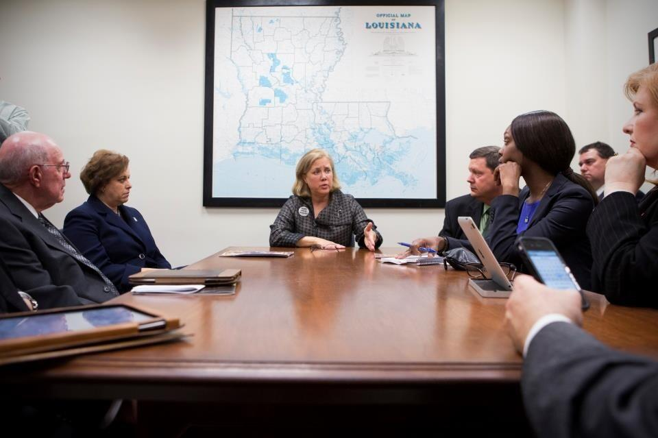 Twitter / SenLandrieu: Met w/ Ft Polk Progress, #CenLA ...