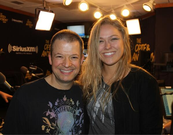 Jim Norton con Soltero