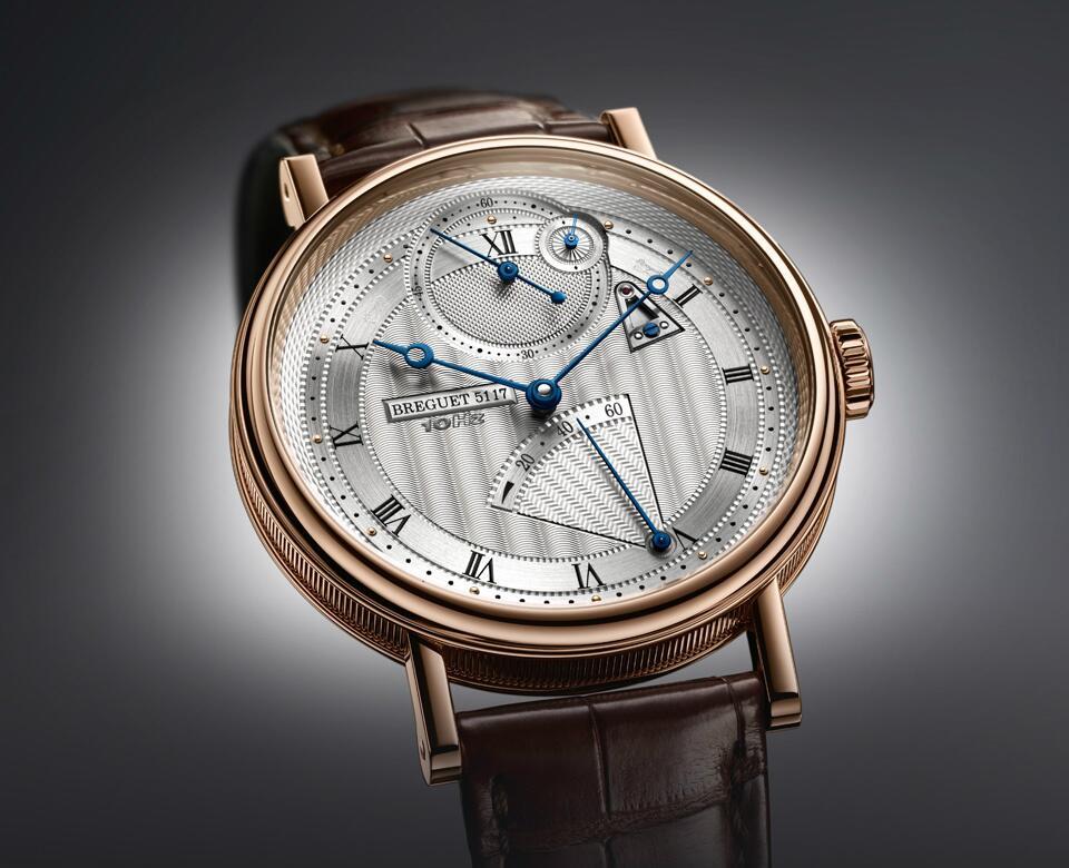 BASELWORLD 2013: Breguet unveils the 7727 BIx2QMWCUAA97EX