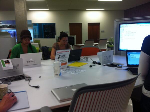 Getting started at #gwwi! pic.twitter.com/kCydAq70uU
