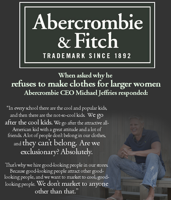 Somewhere @Abercrombie's PR people are hiding and/or mortified. I hope the latter. (More: bit.ly/18Bfhc6) pic.twitter.com/FeQWlJHpUP