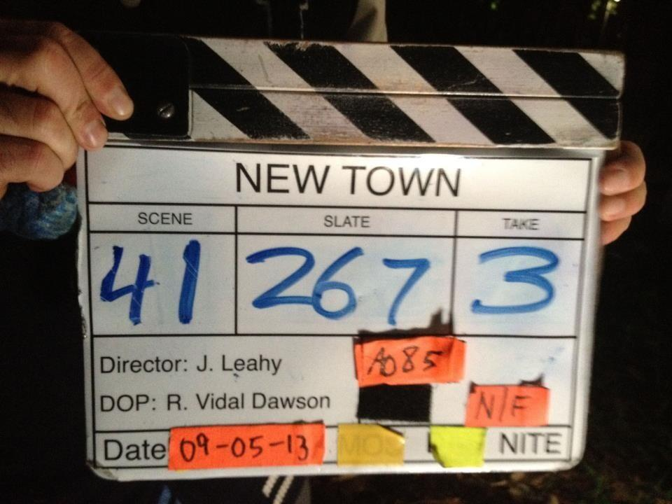 Twitter / NewTownFilm: That's a wrap!!! Thank you ...