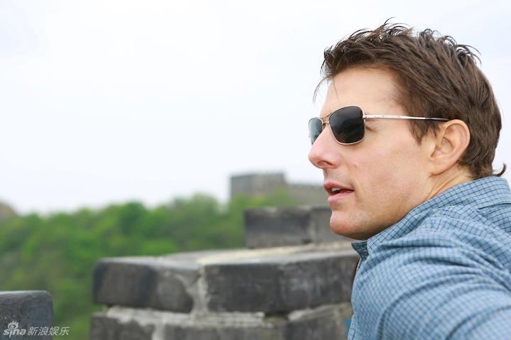 Twitter / ANAsi0740: Great wall of China Tom Cruise ...