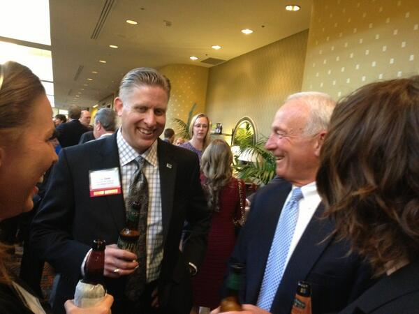 #Goldens | Great shot of @lincolnclub's @tjzane and former Mayor Jerry Sanders: pic.twitter.com/ZYapYCS0Kb