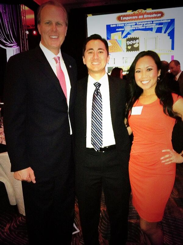 @kevin_faulconer @chrisjcate @sdcta #goldens With 2 prominent #SanDiego Leaders!!! pic.twitter.com/IXb2wHSzVI